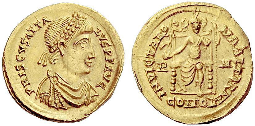 Moneta Numismatique Du Monde Romain